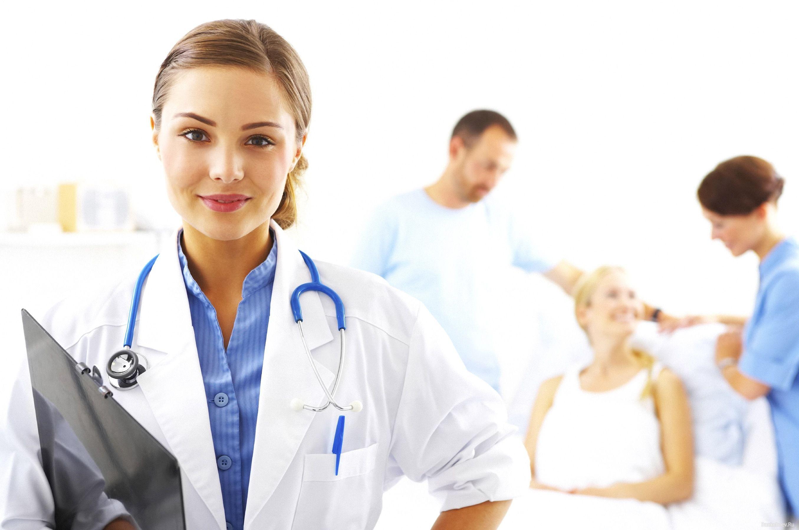 Медичний працівник
