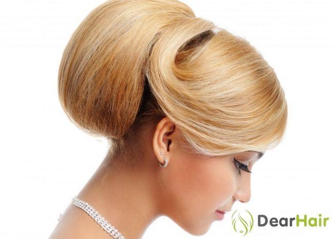 Святкові елегантні зачіски - додатково свою чарівність