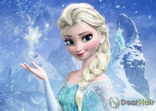 Зачіска королеви ельзи з холодного серця - створи казковий образ