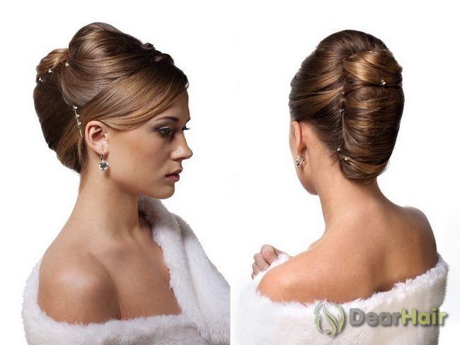 Зачіска ракушка: наймодніші офісні та святкові варіанти