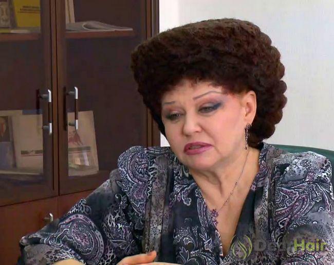 Зачіска-загадка валентини петренко