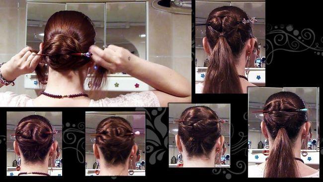 Зачіски на китайський манер - стильно, швидко і ексклюзивно!
