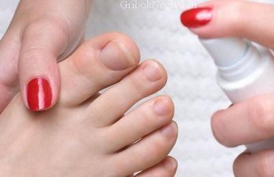 Лак для нігтів від грибка