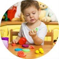 Прості рецепти м`якого пластиліну для творчості дітей
