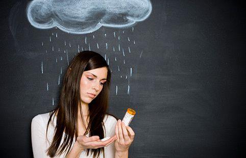 Шкірні проблеми у метеозалежних людей
