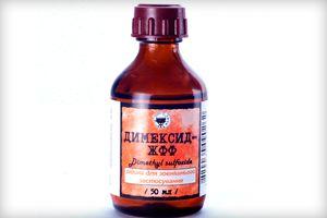 Рецепти масок з димексидом для волосся