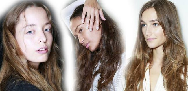 Наймодніша зачіска 2014: хвилясте волосся (фото і опис)