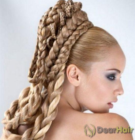 Найкрасивіші і при цьому прості зачіски