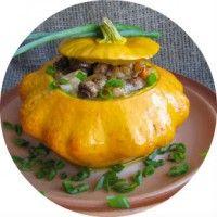 Найсмачніші рецепти страв і консервації з патисонів