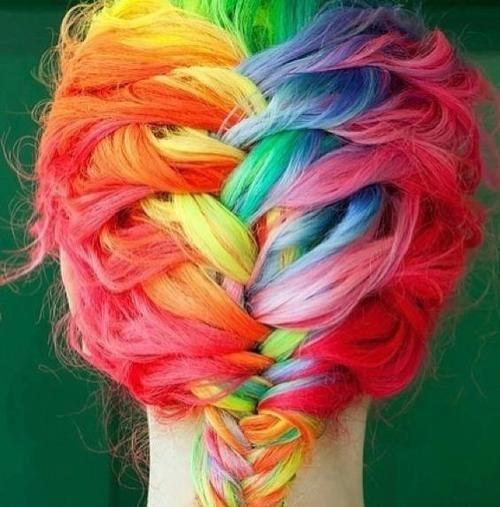 Змивка волосся в домашніх умовах: усуваємо неякісний колір волосся