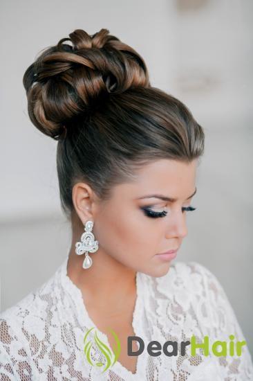 Зібрані зачіски на весілля: завжди модно, стильно, красиво