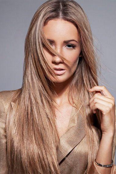 Сучасні види фарбування волосся з фото результатів