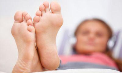 Способи лікування бородавок на ступнях