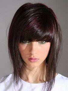 Стильні стрижки на середні волосся