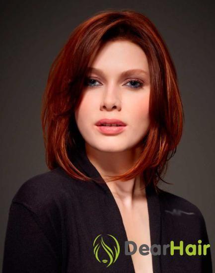 Стрижка каре: варіанти на середні волосся