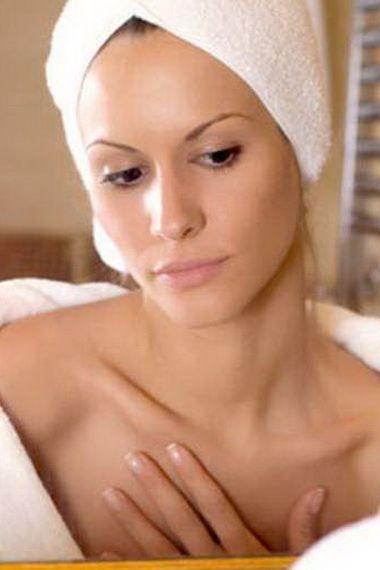 Догляд за шкірою шиї і декольте