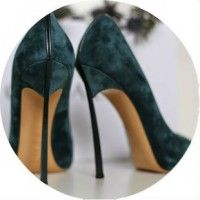 Догляд за замшевим взуттям
