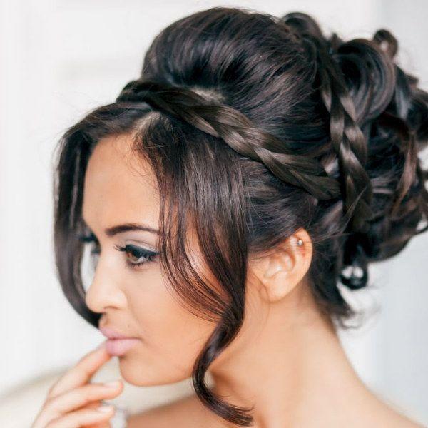 Весільна зачіска 3 фото