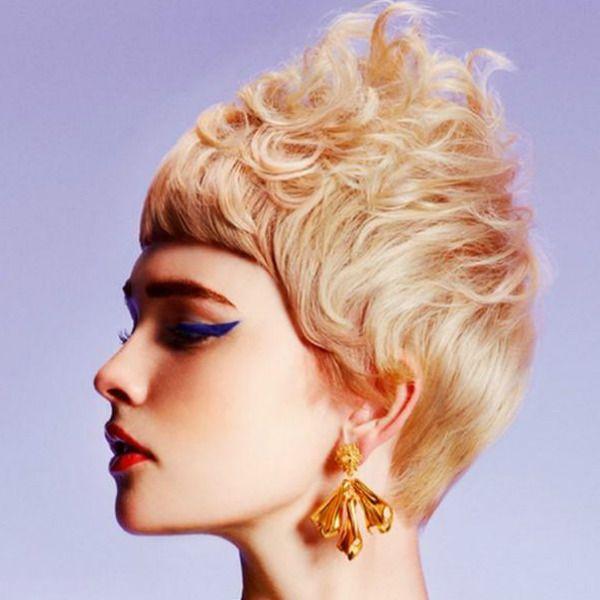 Грецька зачіска для короткого волосся 2 фото