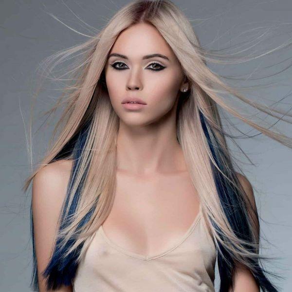 Креативні зачіски на довгі 8 фото