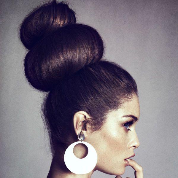 Креативні зачіски на довгі 7 фото