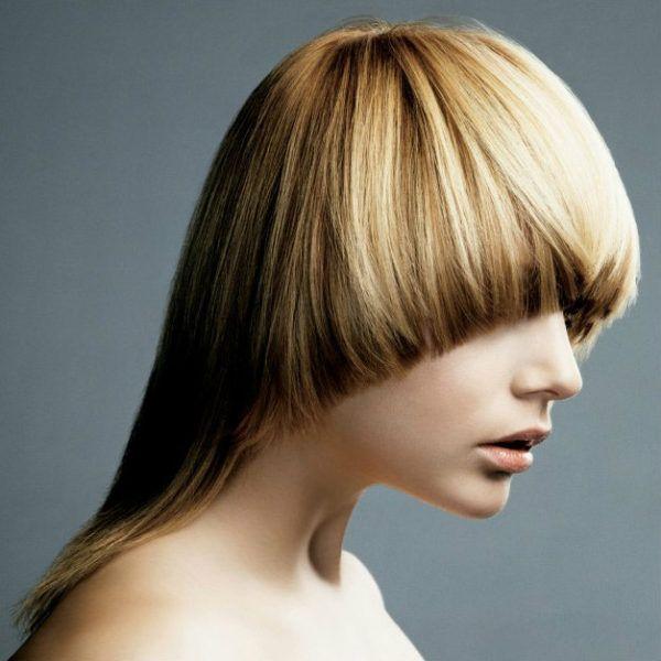 Шапочка на середню довжину волосся фото