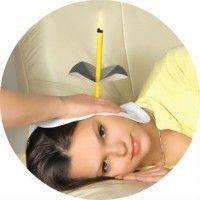 Воскові свічки для лікування і чищення вух