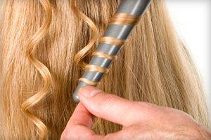 Вибираємо конусну плойку для створення зачісок з локонами