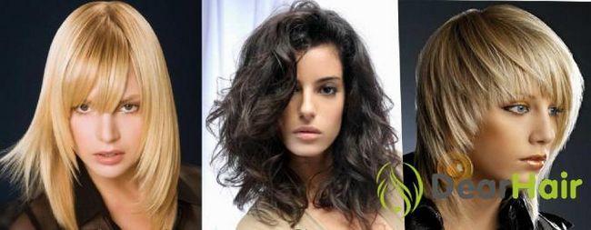 Виконання жіночих стрижок на коротке волосся